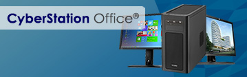 CyberStation Office banner