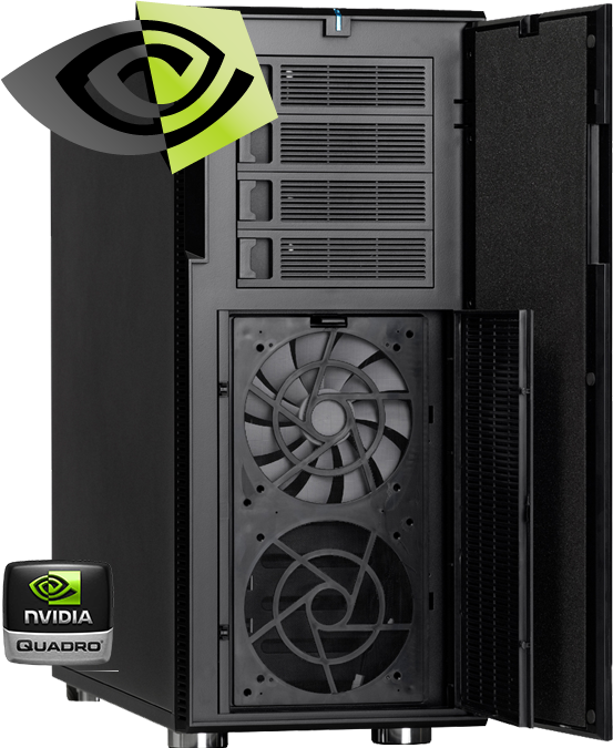PC Quadro Workstation