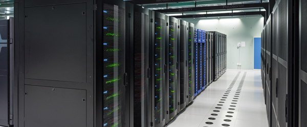 high performance data centre