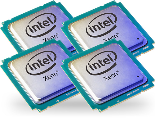 E5-4600 Quad Processor Servers