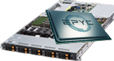 AMD EPYC 7003 Series Single Processor Server