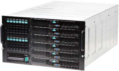 intel clearbay blade server