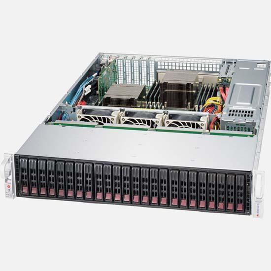 2u Iscsi San Nas Storage Server
