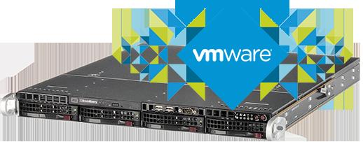 Vmware Certified Servers