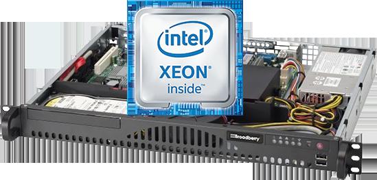 Intel Xeon E3 v5 Rackmount Servers