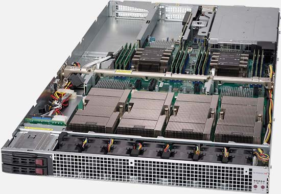 Genuine Supermicro 1U PCI-E X8 Riser Card Full Length