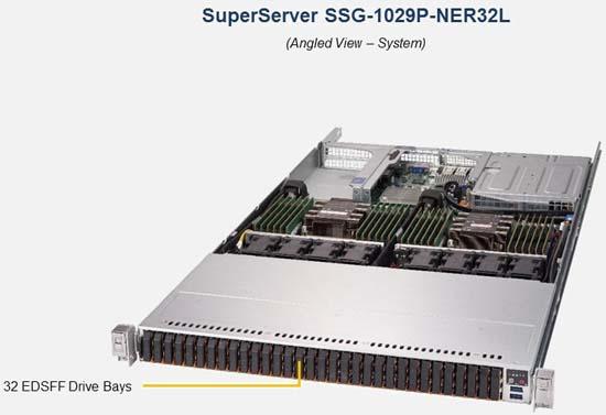Supermicro SSG-1029P-NES32R SuperStorage | 1029P-NES32R