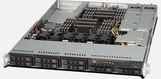 Supermicro SuperServer 1027R-WRF | SYS-1027R-WRF