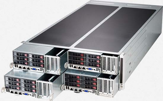 Supermicro SuperServer F617R2-F73   SYS-F617R2-F73
