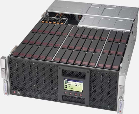 Supermicro SSG-6049P-E1CR45L SuperStorage   6049P-E1CR45L