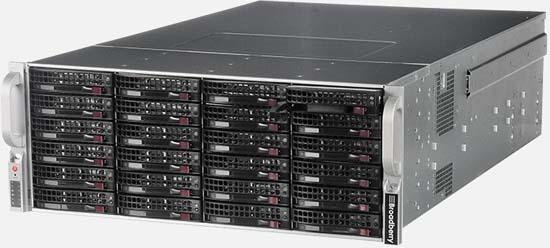 4U JBOD - Direct Attached Storage Server