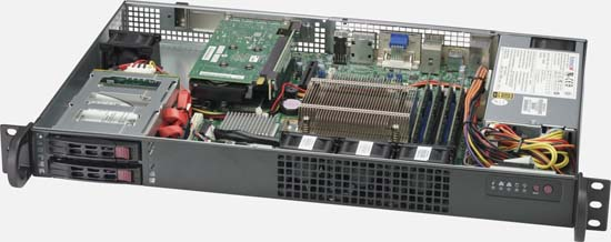 Supermicro SYS-1019C-HTN2 SuperServer   1019C-HTN2