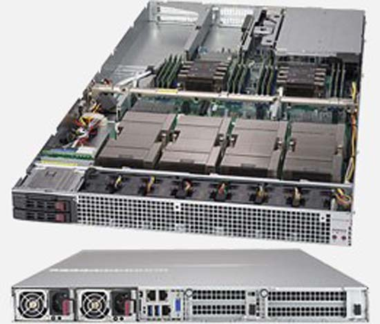 Supermicro SYS-1029GQ-TVRT SuperServer | 1029GQ-TVRT