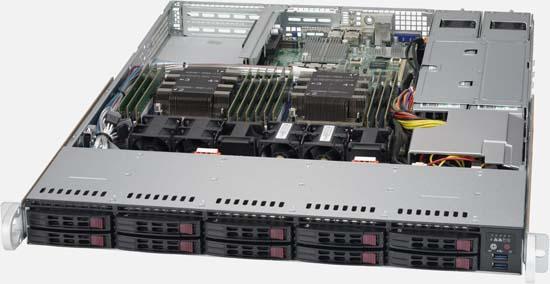 Supermicro SuperServer 1029P-WTR   SYS-1029P-WTR