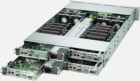 Supermicro Superserver 6027tr Htrf Sys 6027tr Htrf