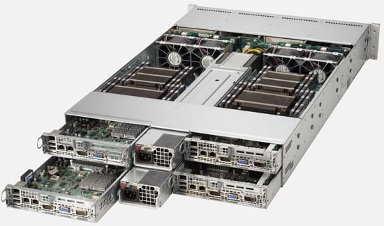 Supermicro Superserver 6027tr Htqrf Sys 6027tr Htqrf