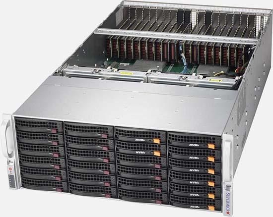 Supermicro SYS-6049GP-TRT SuperServer   6049GP-TRT