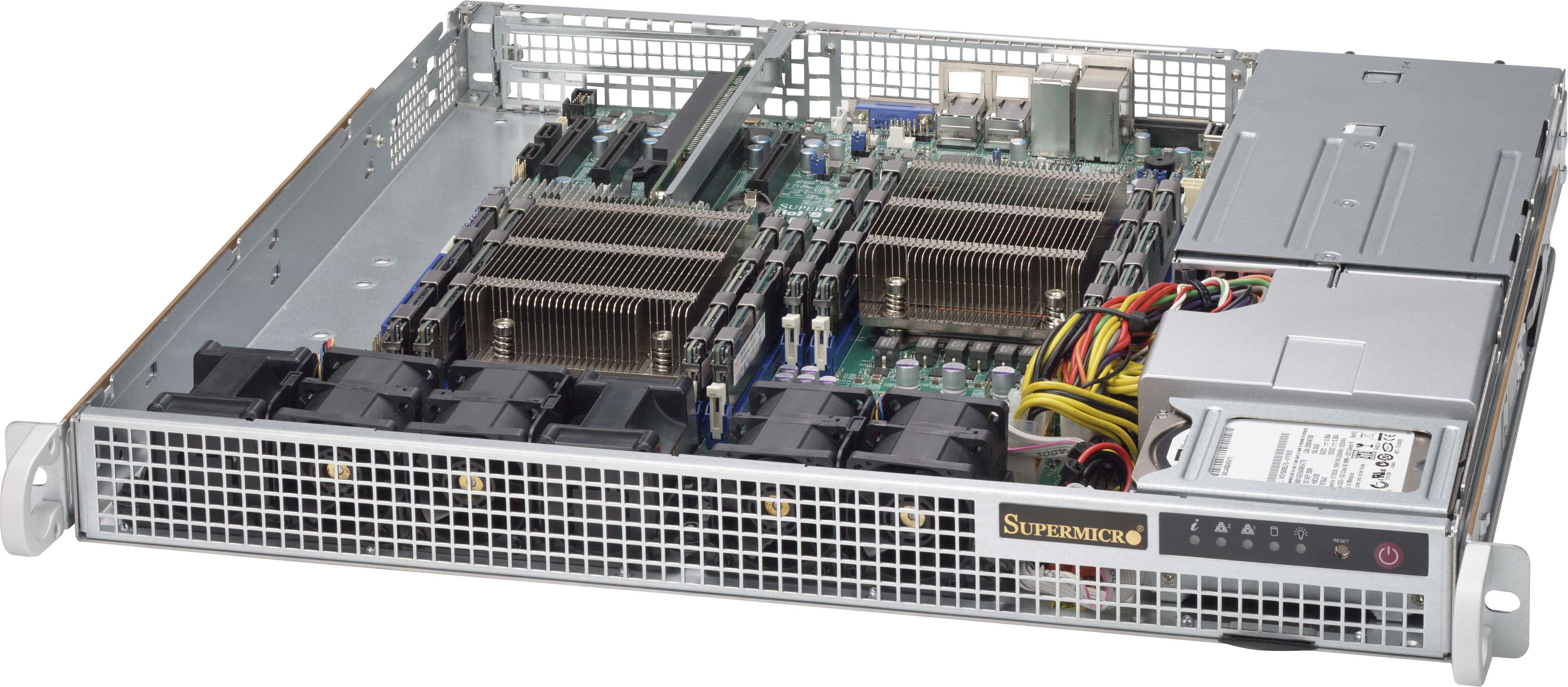 Short Depth Rackmount Servers - Perfect Appliance Servers