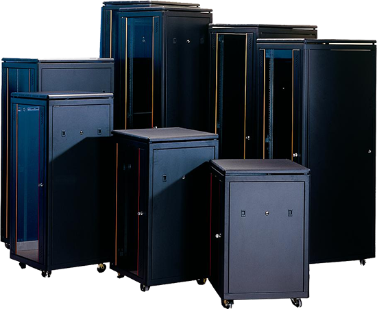 Low Noise Rackmount Cabinets
